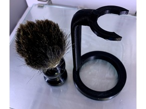 Badger Brush stand