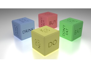 Dice of the Decisions