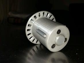limited slip reel holder for the ultimaker 2 50mm reels