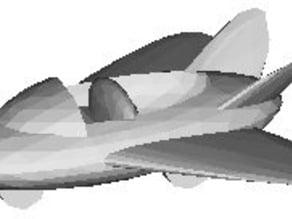 Toy Flying Car