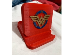 DC Comics Phone Stand (Superman, Wonder Woman, Flash, Green Lantern, Justice League)