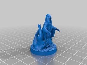 Wraith D&D Tabletop Minature
