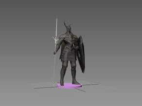 Silver Knight - Dark souls