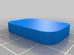 Rounded and Semi-Rounded Rectangles for OpenSCAD