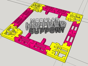 Modular Hotbed Support