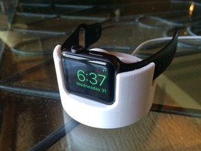 Bz Apple Watch Charger Stand 38mm Ver_0.2 (WIP)
