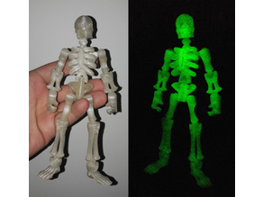 Skeleton - TinkerCad kit REMIX (each parts in separated file)