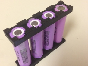 18650 Battery holder/tray
