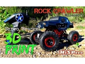 HSP Kulak 94680T2 3D Print Servo MOD Mini rock crawler 1:18