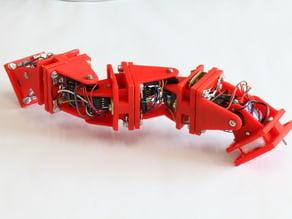 Printable Modular Robot