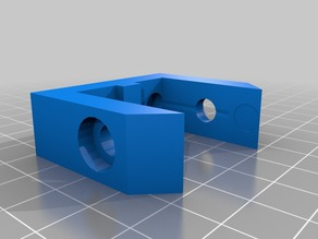 PSU Mount for 3030 extruded aluminum - MK2-X Haribo type Frames