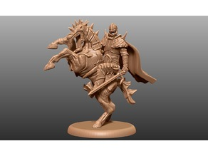 Haunted Horseman - Tabletop Miniature