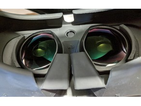 PSVR Spectacle shield (Modified)