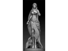 Elven Goddess