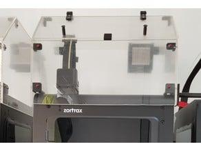 Capot Zortrax avec système de filtration Hepa