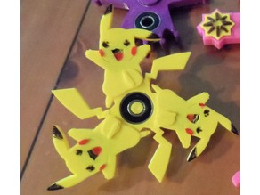 Pikachu Spinner