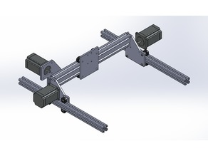 8020 CNC - LASER - BASIC PARTS