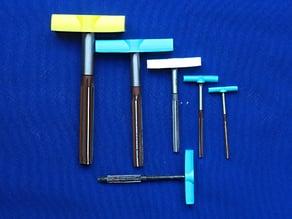 Reamer handles