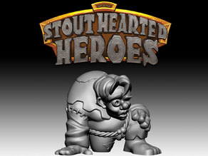 STOUT HEARTED HEROES - Hunchback