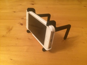 iphone 5/SE treadmill holder