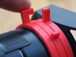 Focus Puller for Sony HDR-CX900
