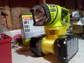 Ryobi One+ Double Battery Pack 18V