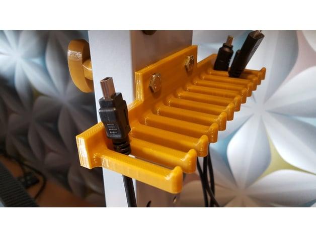 Kabelhalter f�r IKEA Jerker