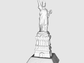 American Committee Model (Statue of Liberty)