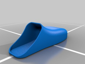 (Shoes) MySlips -- Durable Slip-on Shoes, 3D Printed