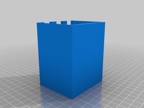 My Customized Raspberry Pi B+/Pi 2 rack