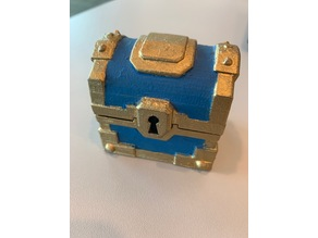 gold chest clash royale