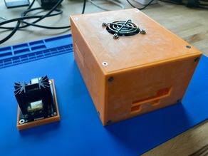 Case XXL ( size_4) for Arduino Mega and RAMPS