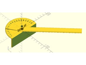 Woodworking Angle Meter