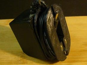 Wall adapter wrap