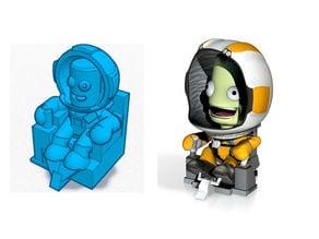 Jebediah Kerman | Kerbal Space Program