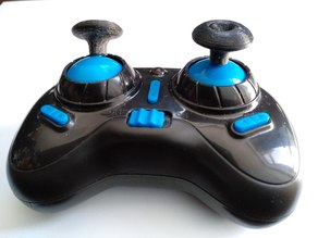 JJRC H36 joystick