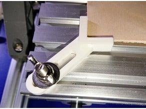CNC corner hold-downs