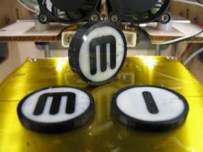 2 Color MakerBot Coin MK3