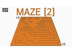 [1DAY_1CAD] MAZE [2]