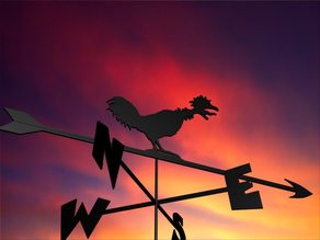 Amusing Weather Vane for my shed [gnamp]