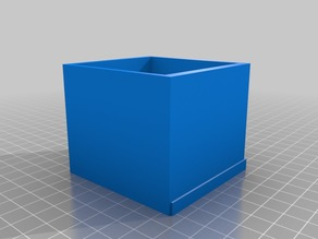 Mini Desk Top Size Storage Container