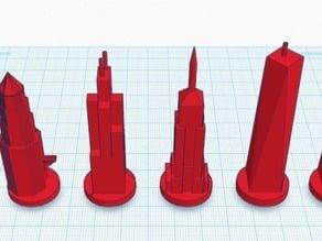 Skyscraper #chess