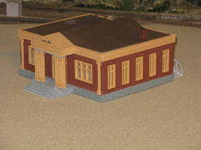 HO Scale Library