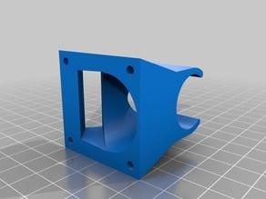 40mm E3D clone Fan duct V2