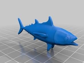 かつお(Bonito)3Dデータ