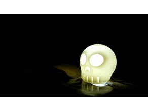 Skully Phone Flash Disperser