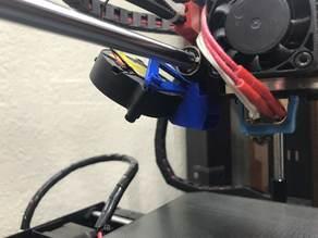 Brute Force Fan Duct for Maker Select v2