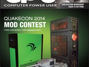RC Tiger 1 Tank Computer Case - Quakecon 2014 Winner