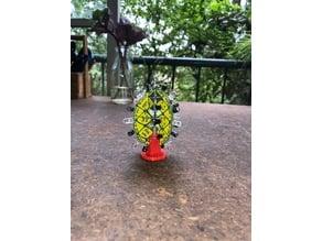 Boldport ananas stand