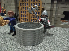 water well for Playmobil